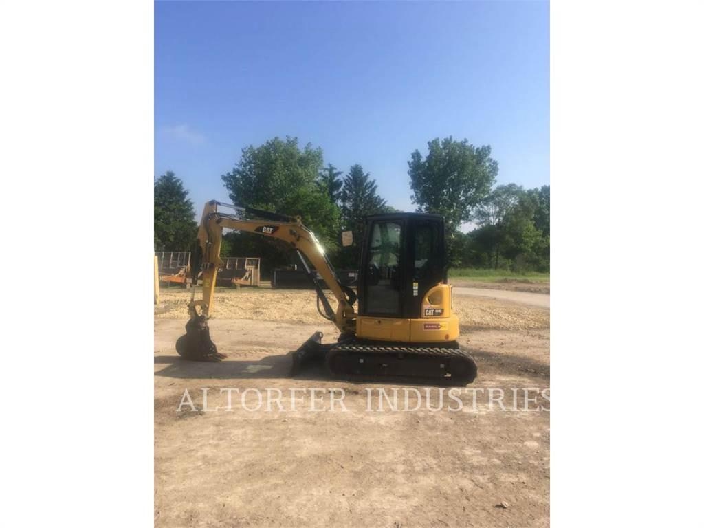 Caterpillar 304E2 CR, Crawler Excavators, Construction