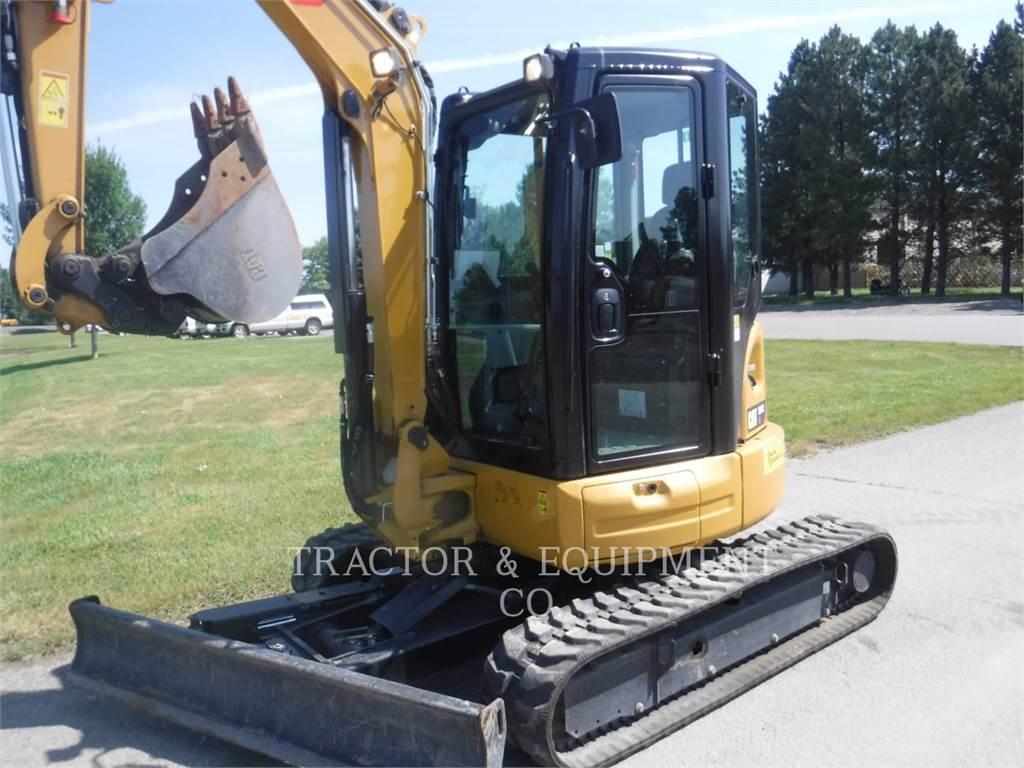 Caterpillar 304E2 CRCB, Escavadoras de rastos, Equipamentos Construção