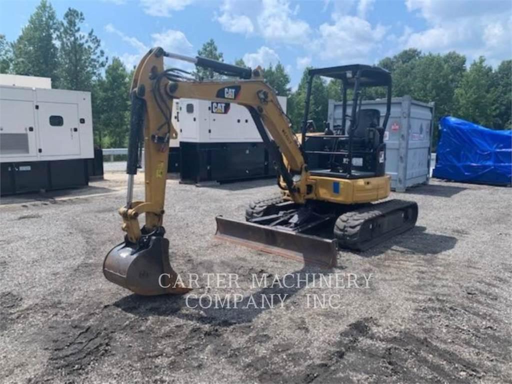 Caterpillar 304E2 CYBL, Escavatori cingolati, Attrezzature Da Costruzione