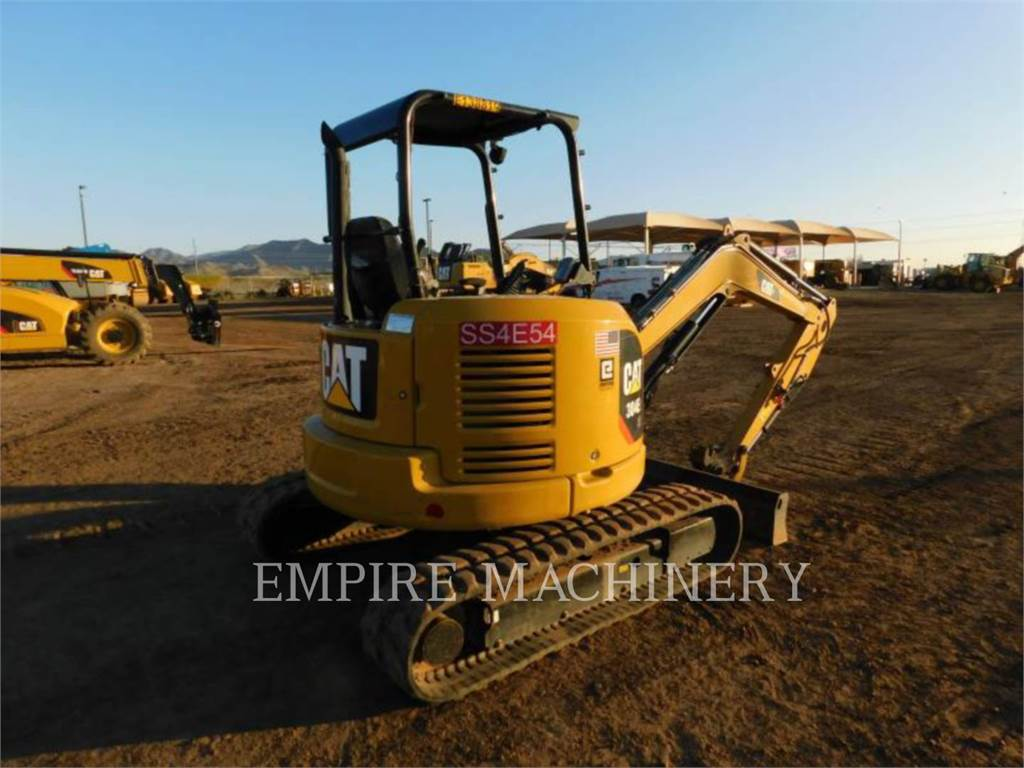 Caterpillar 304E2 OR, Crawler Excavators, Construction