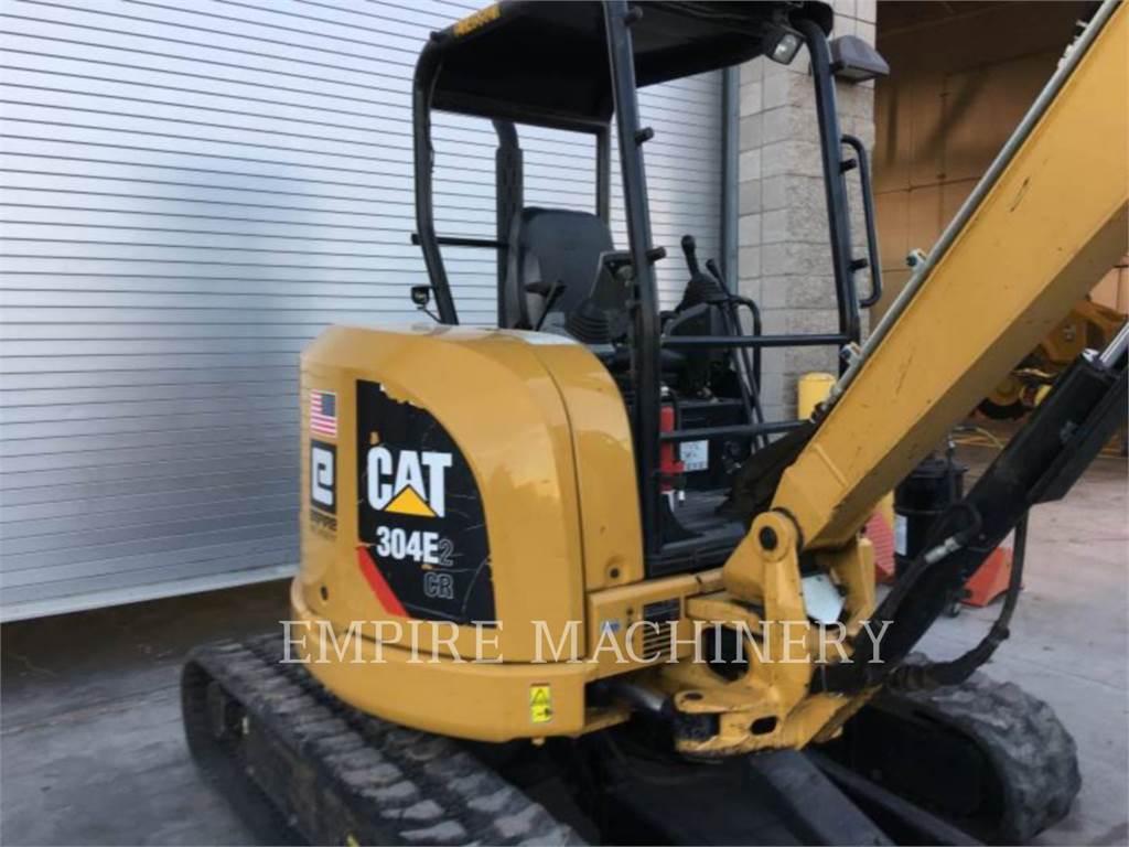 Caterpillar 304E2 OR, Crawler Excavators, Construction