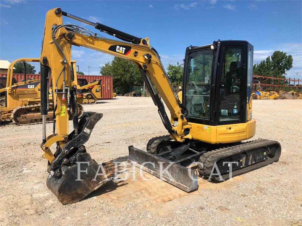 Caterpillar 304E2 TH, Excavatoare pe senile, Constructii