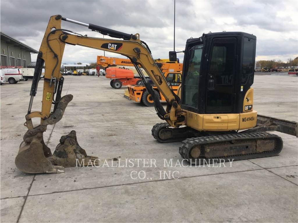 Caterpillar 304E2CR, Crawler Excavators, Construction