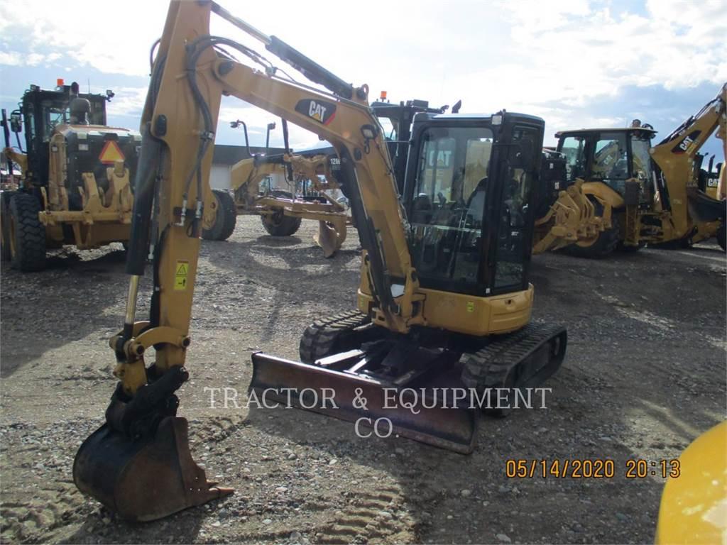 Caterpillar 304E2CR, Crawler Excavators, Construction