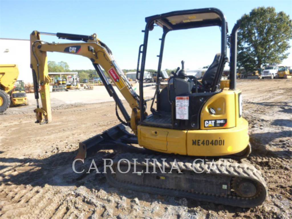 Caterpillar 304E2CR, Raupenbagger, Bau-Und Bergbauausrüstung