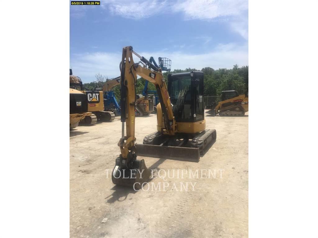 Caterpillar 304E2LC, Excavatoare pe senile, Constructii