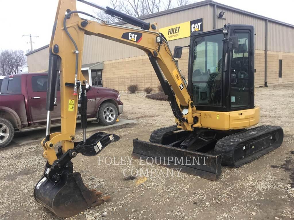 Caterpillar 304E2LC, Crawler Excavators, Construction