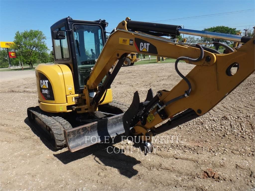 Caterpillar 304E2LC, Escavatori cingolati, Attrezzature Da Costruzione