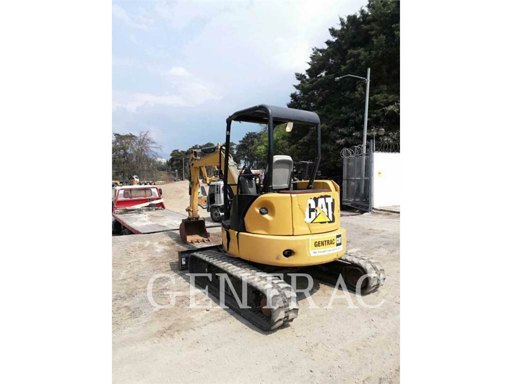 Caterpillar 304ECR, Crawler Excavators, Construction