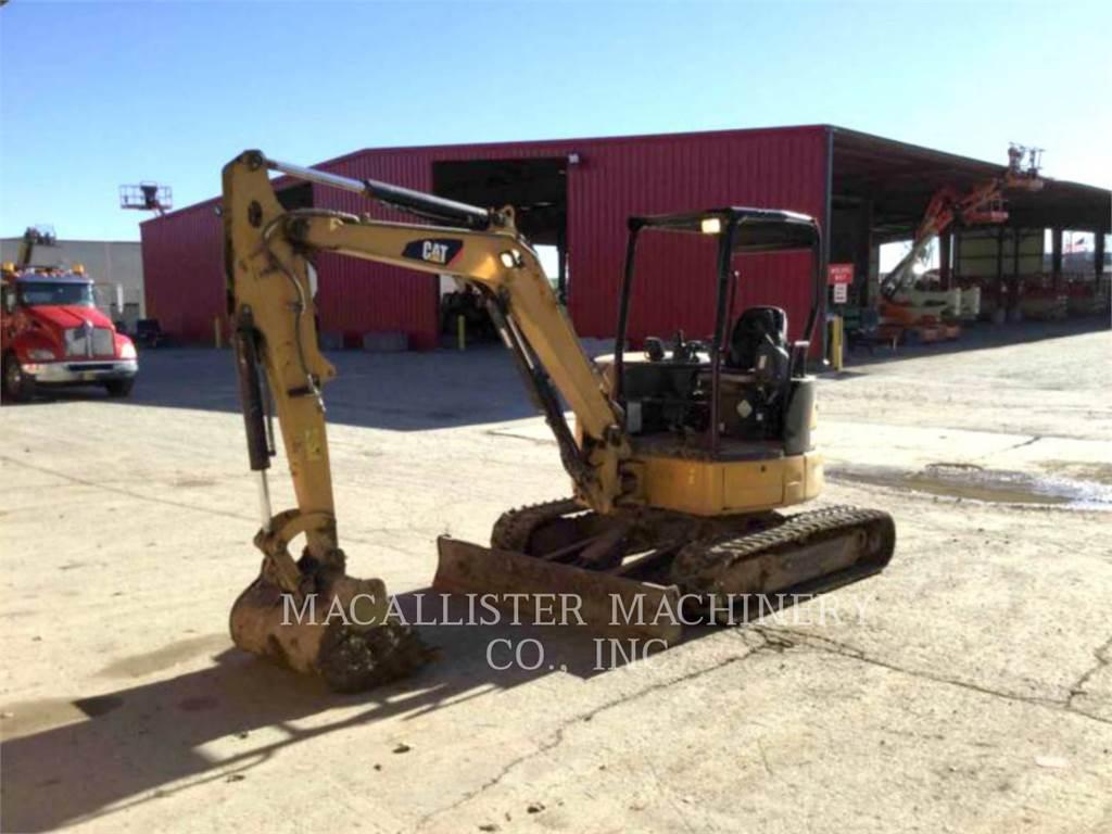 Caterpillar 304ECR, Raupenbagger, Bau-Und Bergbauausrüstung