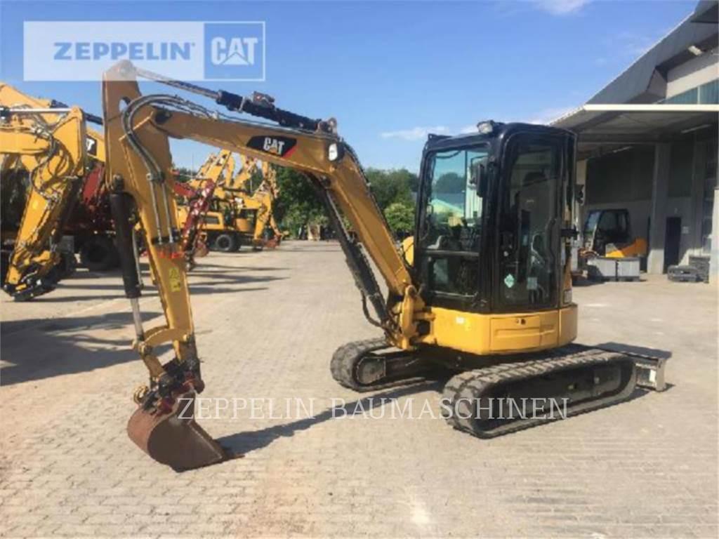 Caterpillar 304ECR, Escavatori cingolati, Attrezzature Da Costruzione