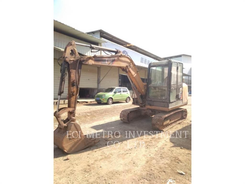 Caterpillar 305.5 E CR, Escavatori cingolati, Attrezzature Da Costruzione