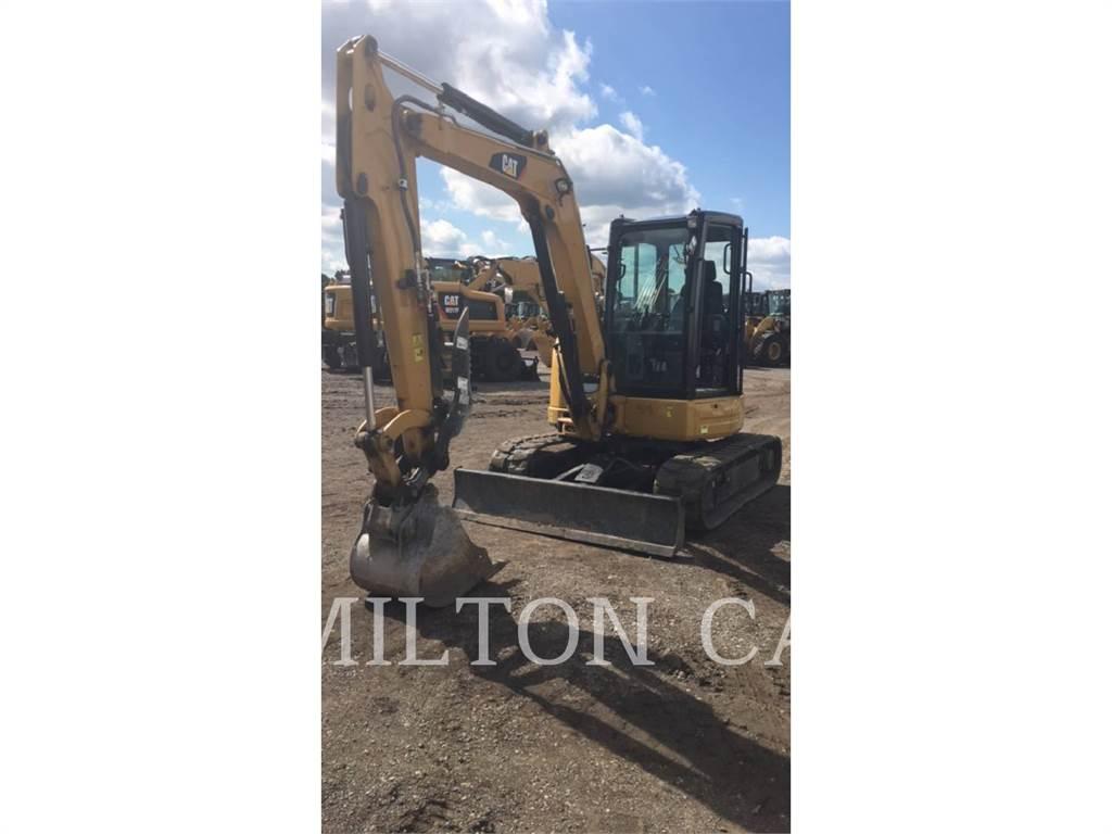 Caterpillar 305.5E 2CR, Crawler Excavators, Construction