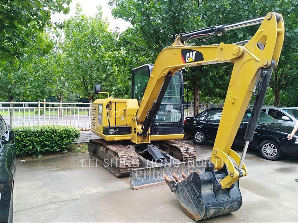 Caterpillar 305.5E2, Pelle sur chenilles, Équipement De Construction