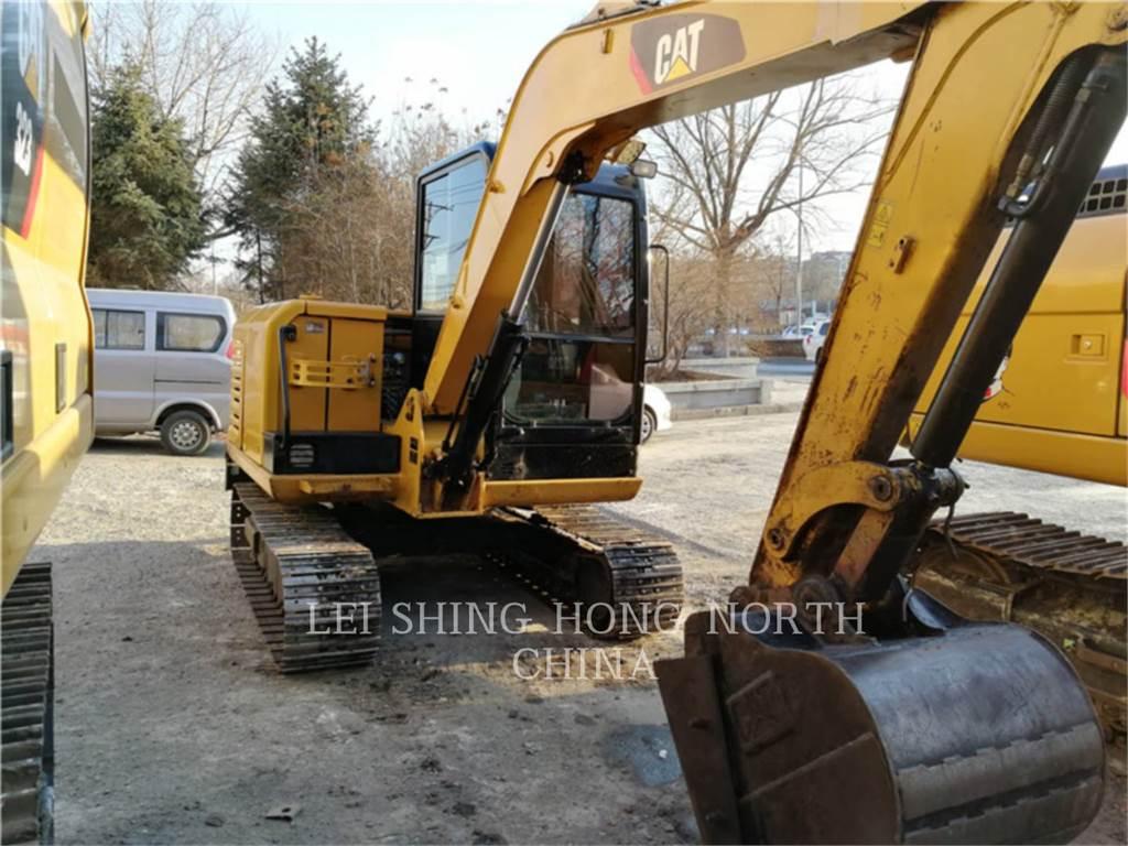 Caterpillar 305.5E2, Excavatoare pe senile, Constructii