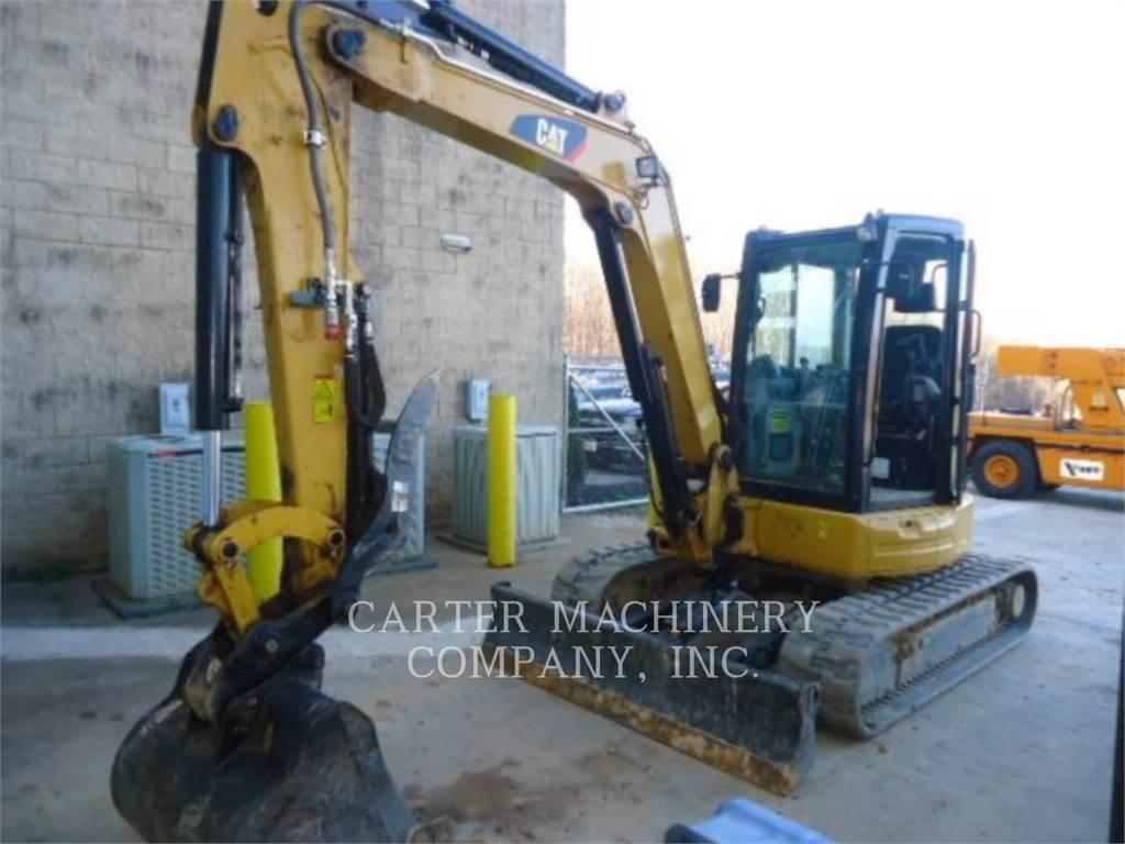 Caterpillar 305.5E2 AC, Koparki gąsienicowe, Sprzęt budowlany
