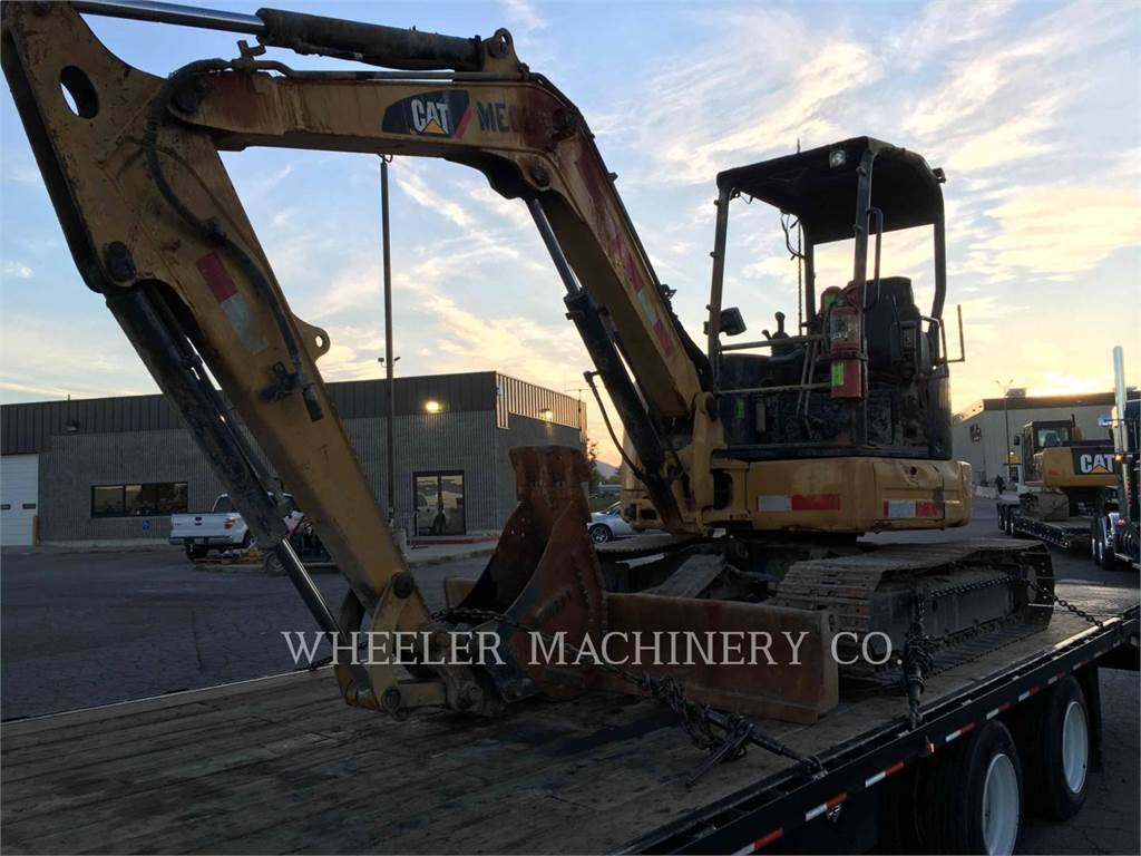 Caterpillar 305.5E2 C1, Raupenbagger, Bau-Und Bergbauausrüstung
