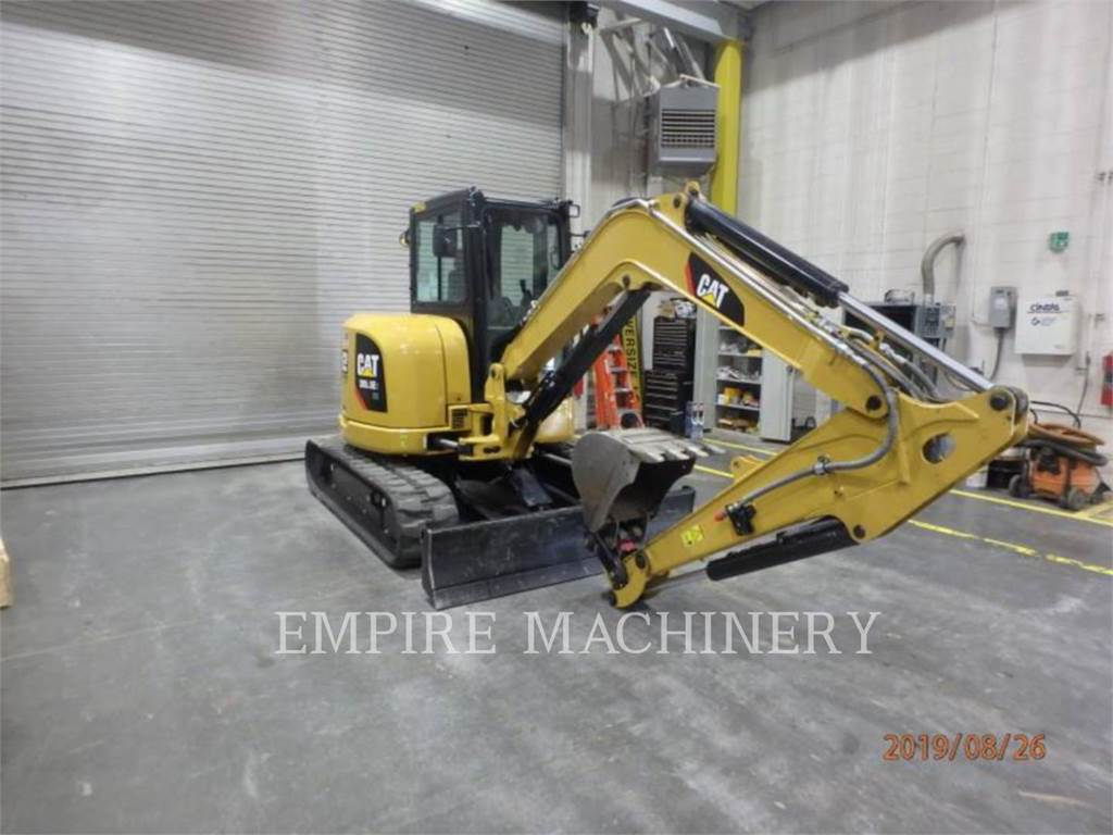 Caterpillar 305.5E2 CA, Crawler Excavators, Construction