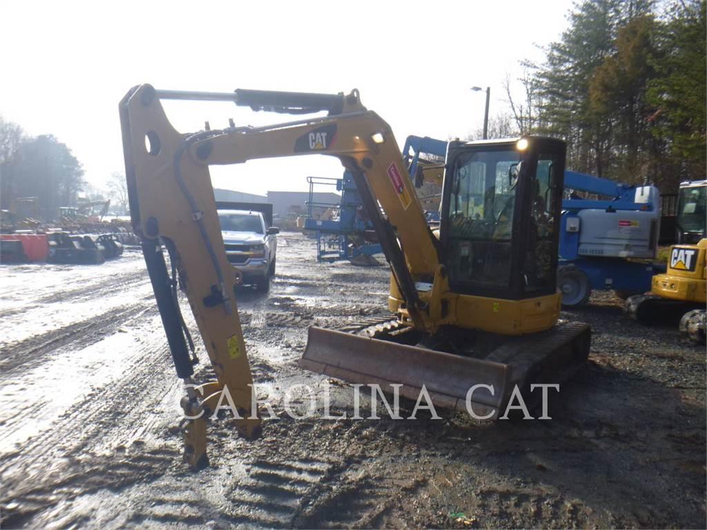 Caterpillar 305.5E2 CB, Crawler Excavators, Construction