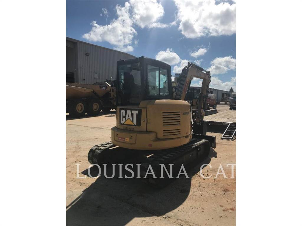 Caterpillar 305.5E2 CR, Crawler Excavators, Construction