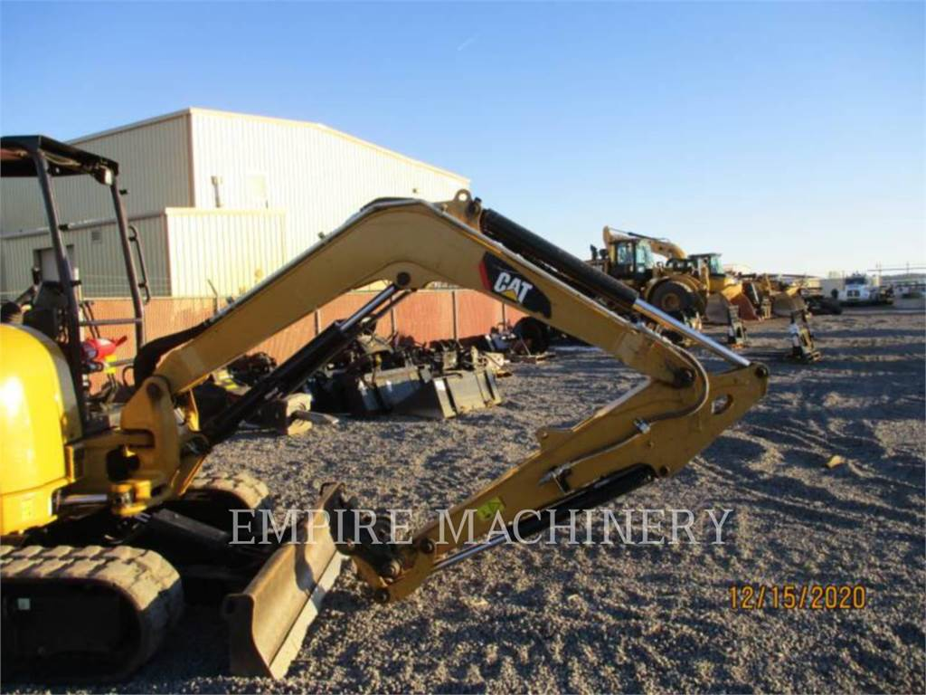 Caterpillar 305.5E2 OR, Rupsgraafmachines, Bouw