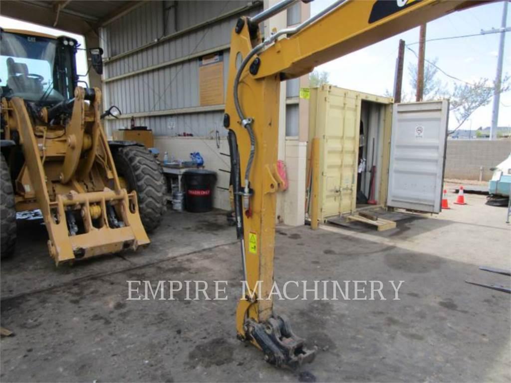 Caterpillar 305.5E2 OR、履带挖掘机、建筑设备