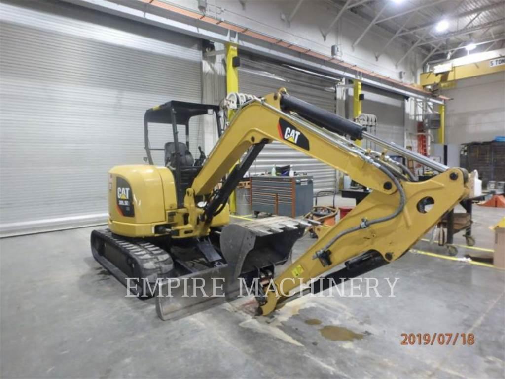 Caterpillar 305.5E2 OR, Escavatori cingolati, Attrezzature Da Costruzione