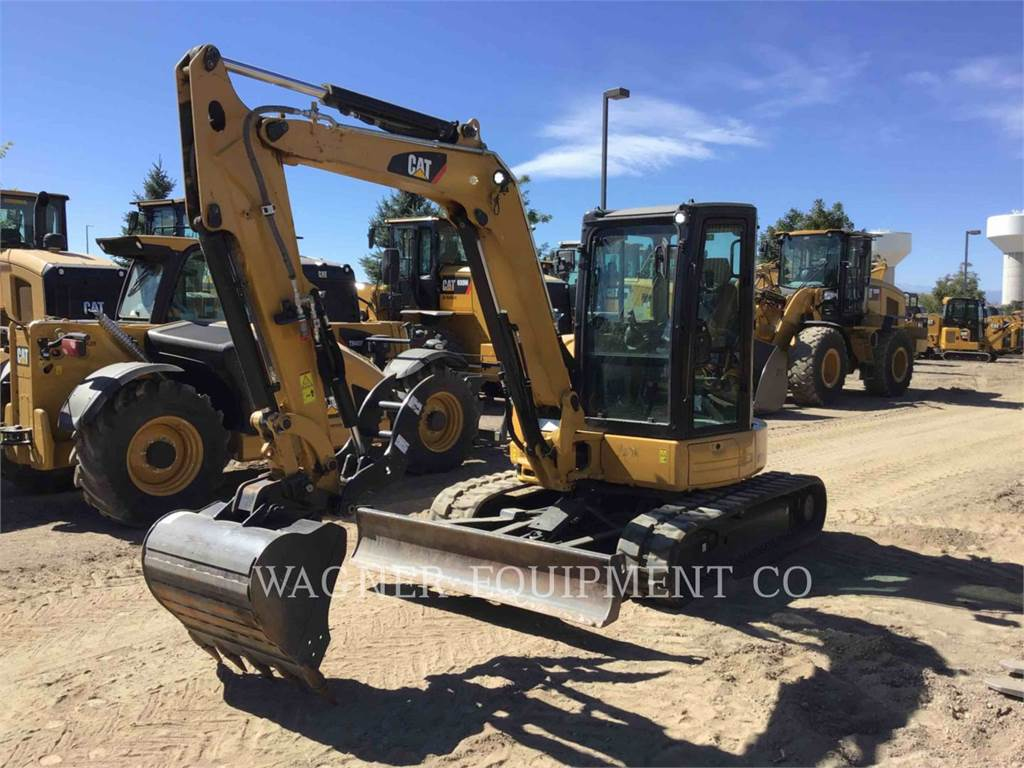 Caterpillar 305.5E2 TB, Crawler Excavators, Construction