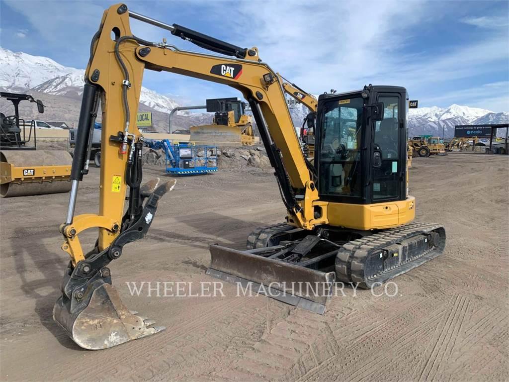 Caterpillar 305.5E23PT, Crawler Excavators, Construction