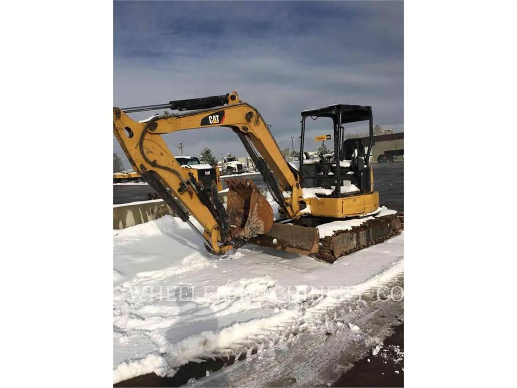 Caterpillar 305.5E2C1T, Pelle sur chenilles, Équipement De Construction
