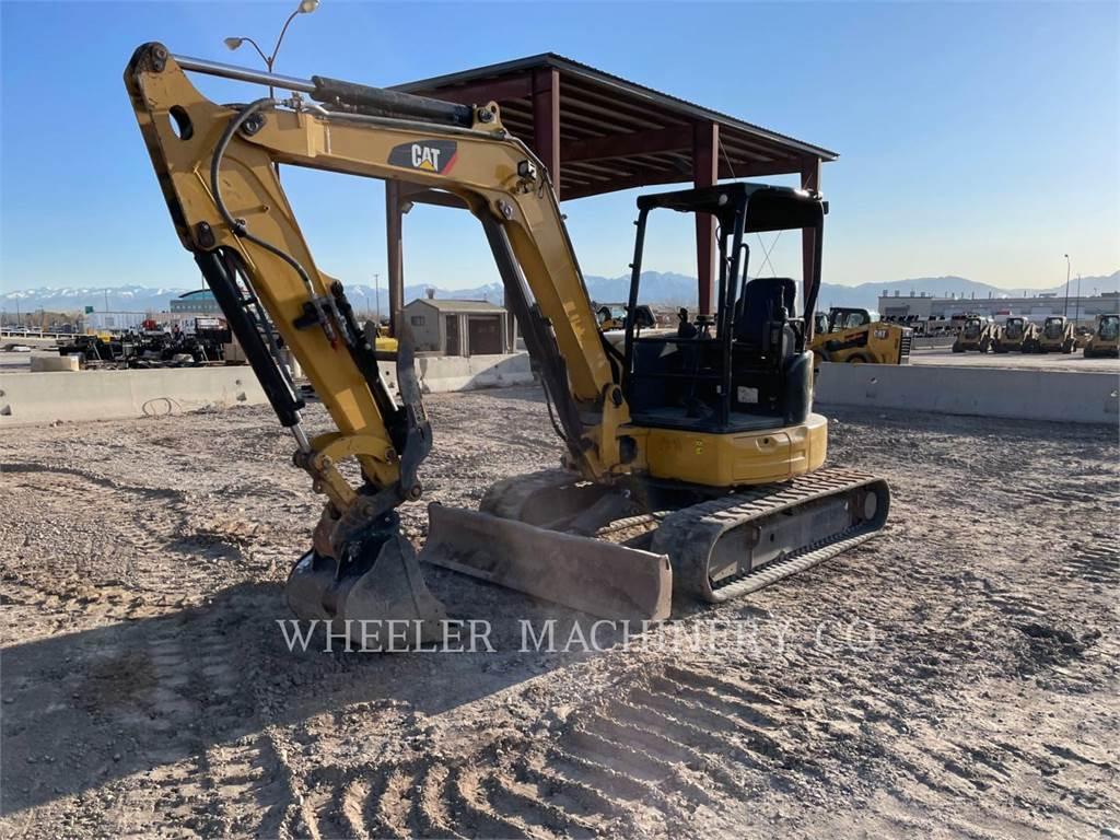 Caterpillar 305.5E2C1T, Crawler Excavators, Construction