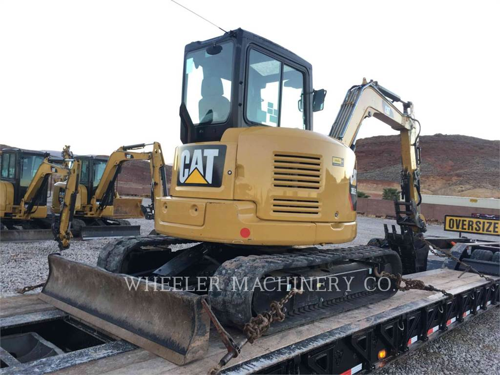 Caterpillar 305.5E2C3T, Crawler Excavators, Construction
