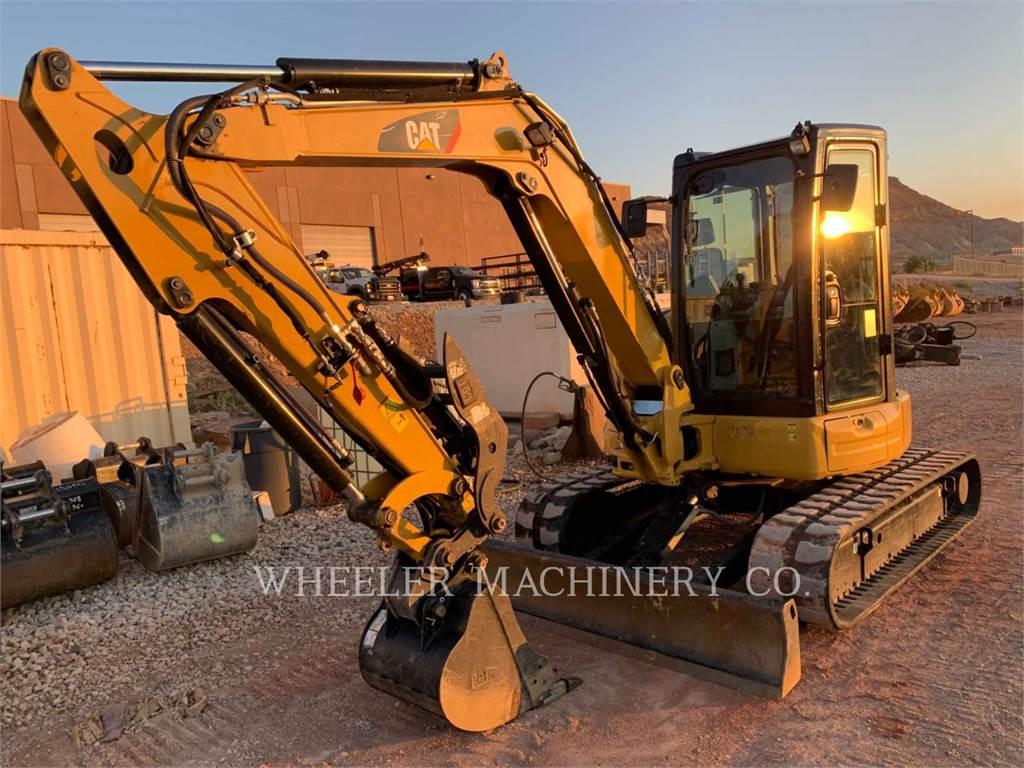 Caterpillar 305.5E2C3T, Koparki gąsienicowe, Sprzęt budowlany