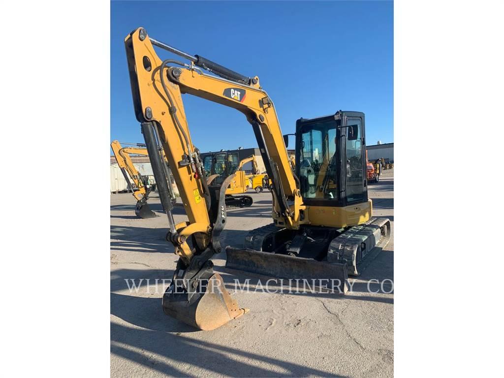 Caterpillar 305.5E2C3T, Crawler Excavators, Construction