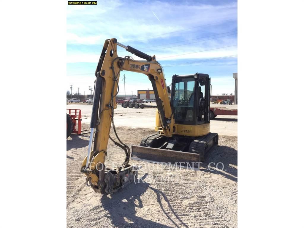 Caterpillar 305.5E2CR, Raupenbagger, Bau-Und Bergbauausrüstung