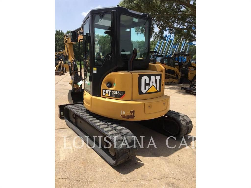 Caterpillar 305.5E2CR, Pelle sur chenilles, Équipement De Construction