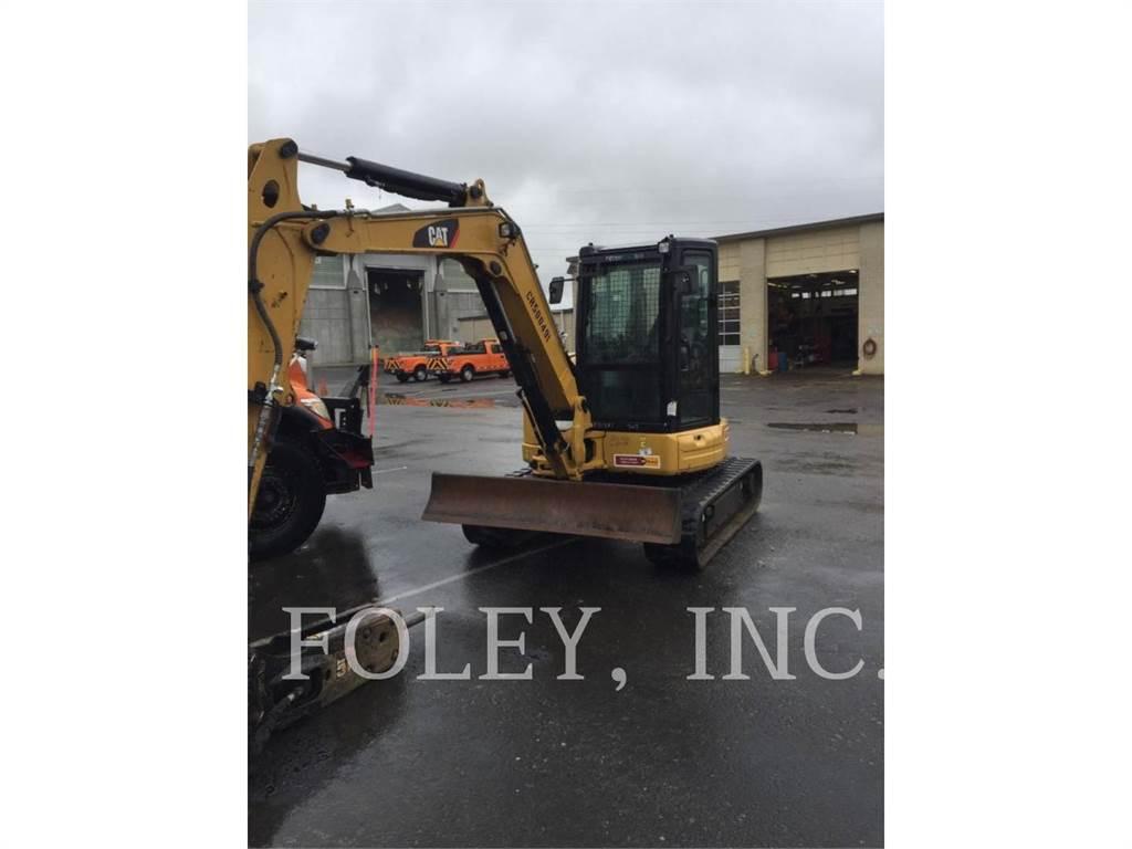 Caterpillar 305.5E2CR、履带挖掘机、建筑设备