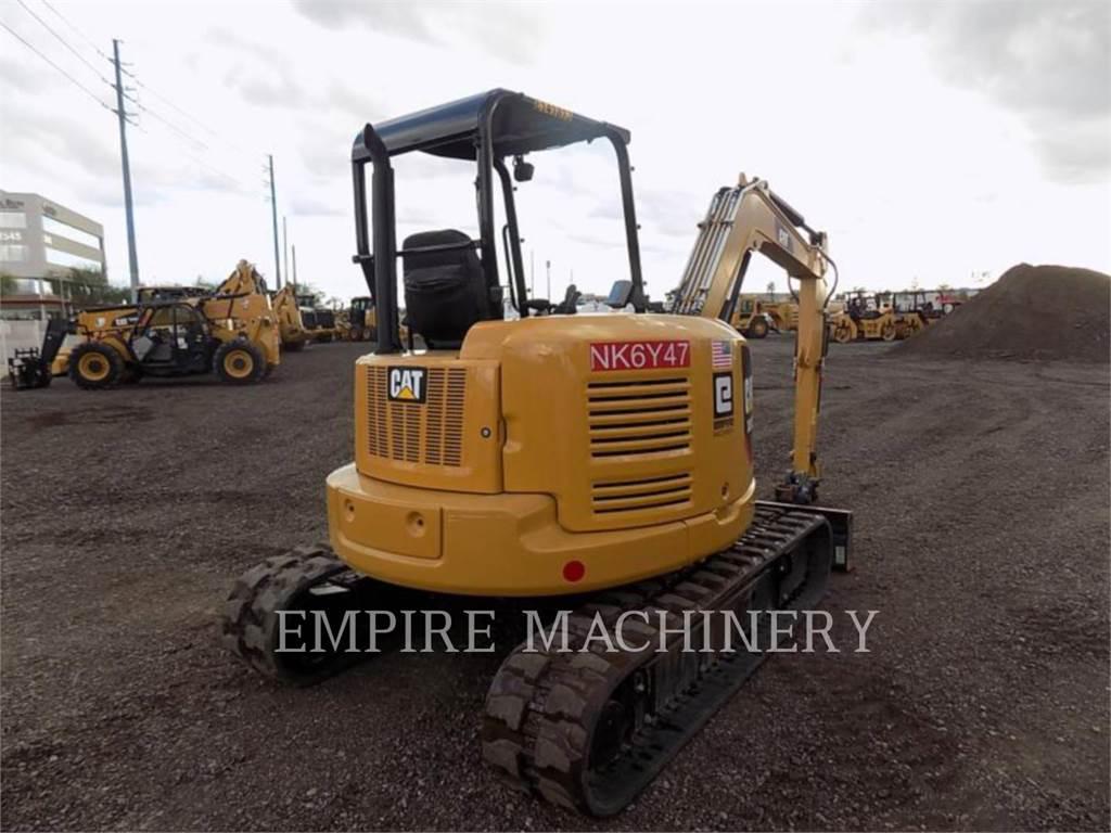 Caterpillar 305.5E2CR, Escavatori cingolati, Attrezzature Da Costruzione