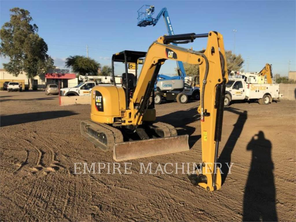 Caterpillar 305.5E2CR, Crawler Excavators, Construction