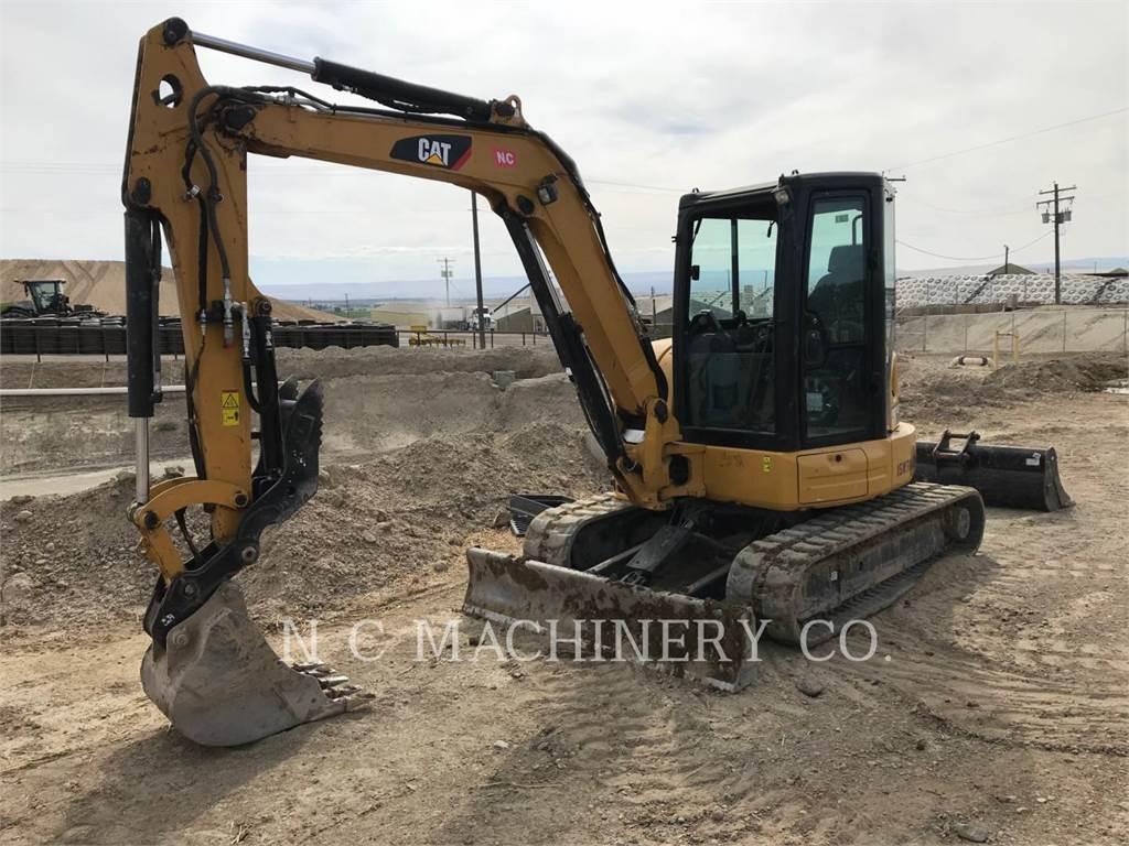 Caterpillar 305.5E2CRB, Escavadoras de rastos, Equipamentos Construção