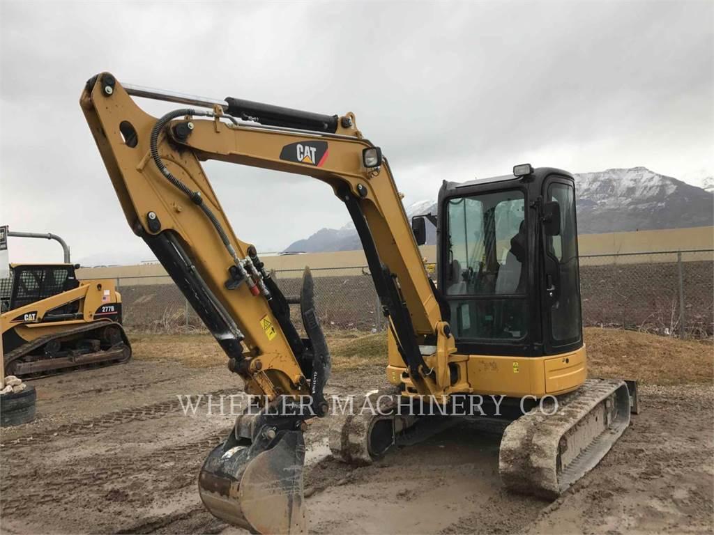 Caterpillar 305.5EC3TH, Crawler Excavators, Construction