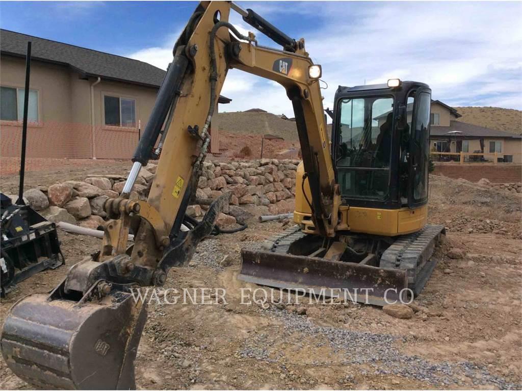 Caterpillar 305.5ECR, Raupenbagger, Bau-Und Bergbauausrüstung