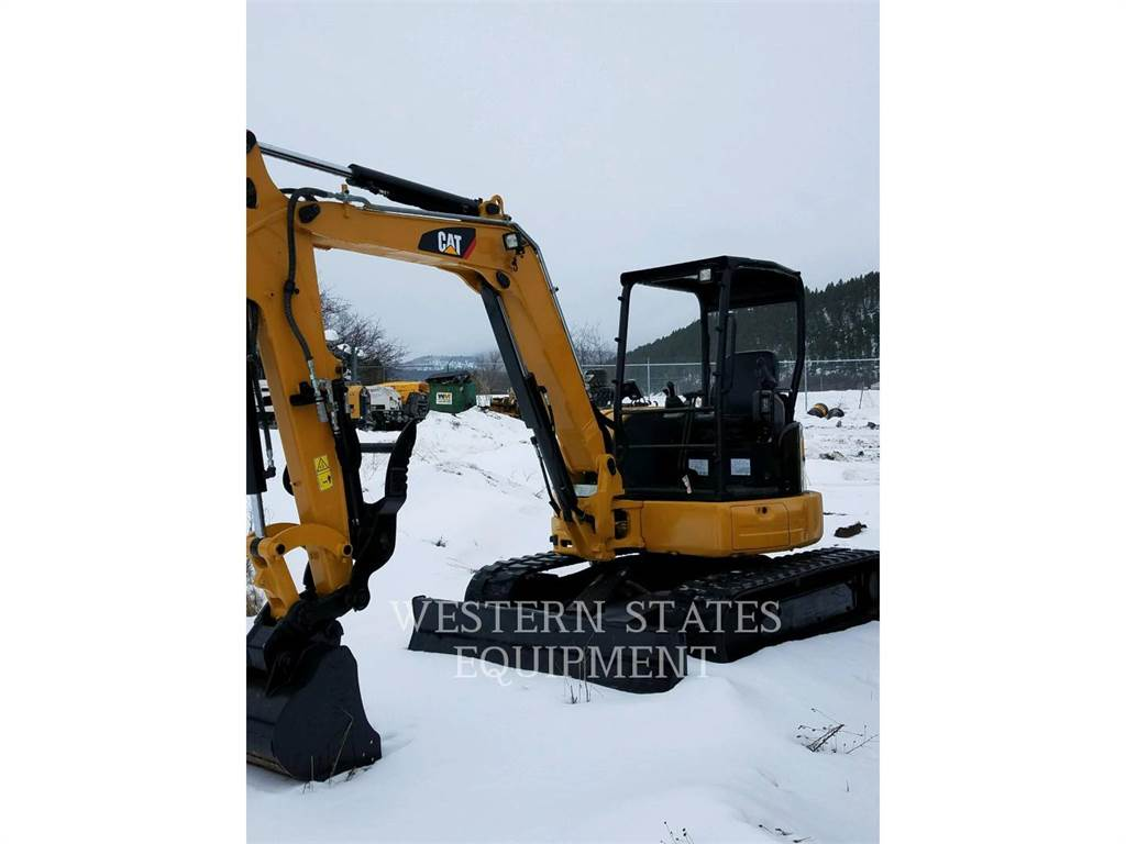 Caterpillar 305 E2 CR, Crawler Excavators, Construction