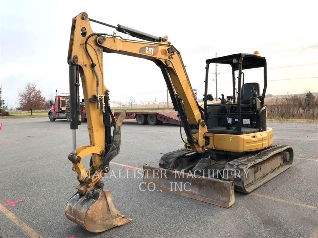 Caterpillar 305 E2 CR, Escavatori cingolati, Attrezzature Da Costruzione