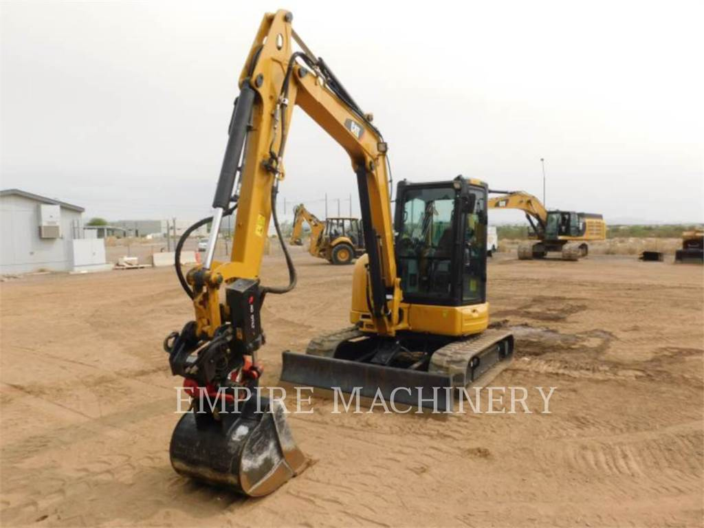 Caterpillar 3055CAROTO、履带挖掘机、建筑设备