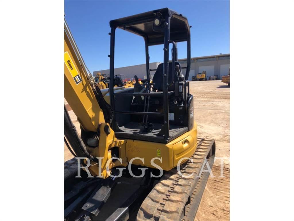 Caterpillar 305E, Crawler Excavators, Construction