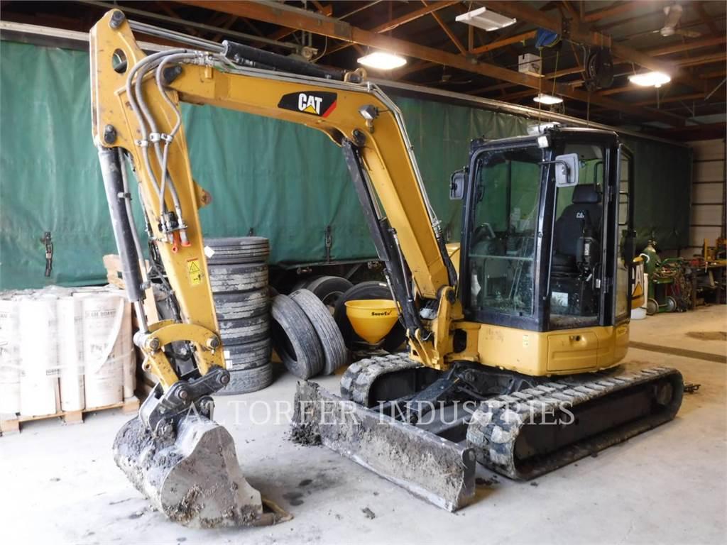 Caterpillar 305E2, Raupenbagger, Bau-Und Bergbauausrüstung