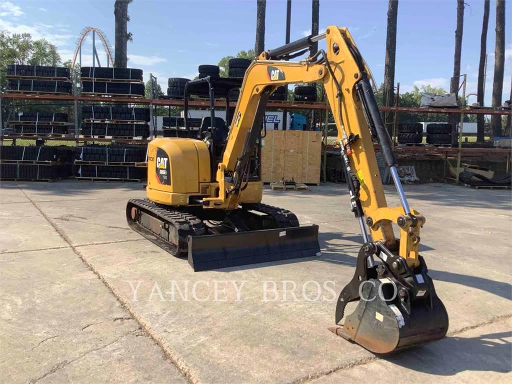 Caterpillar 305E2, Crawler Excavators, Construction