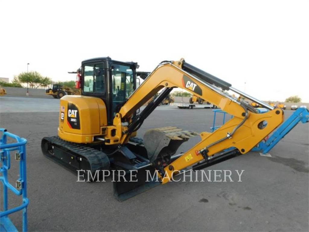 Caterpillar 305E2 CAPA, Raupenbagger, Bau-Und Bergbauausrüstung