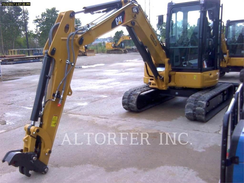 Caterpillar 305E2 CR-、履带挖掘机、建筑设备